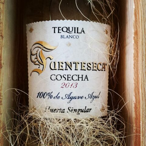 "TEQUILA FUENTESECA COSECHA AWARDED 96 POINTS ""SUPERLATIVE"""